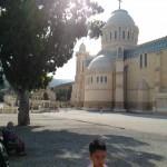 Platz an der Basilika